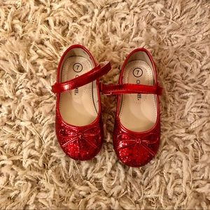bbaafd02481 Kids  Dorothy Red Shoes on Poshmark